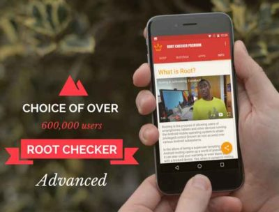 Root Checker Advanced Premium
