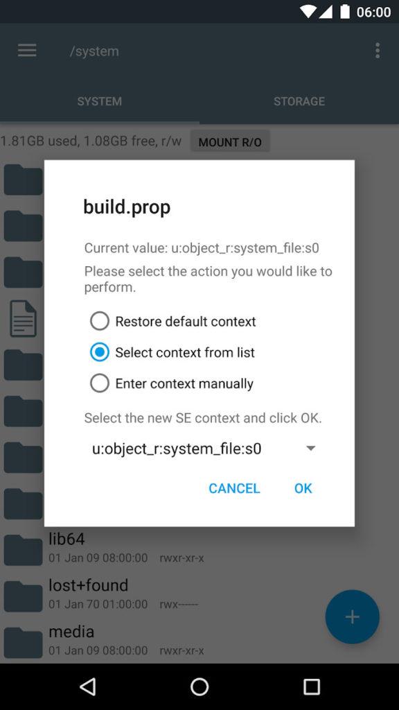 دانلود Root Explorer 4.6 - فایل منیجر قدرتمند و همه جانبه اندروید + مود
