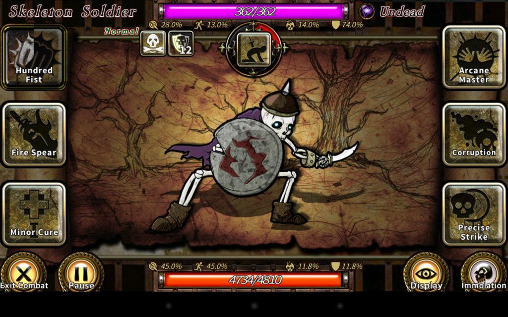 دانلود Rune Rebirth 1.87 - بازی نقش آفرینی