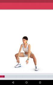 Runtastic Leg Trainer - Workouts & Exercises