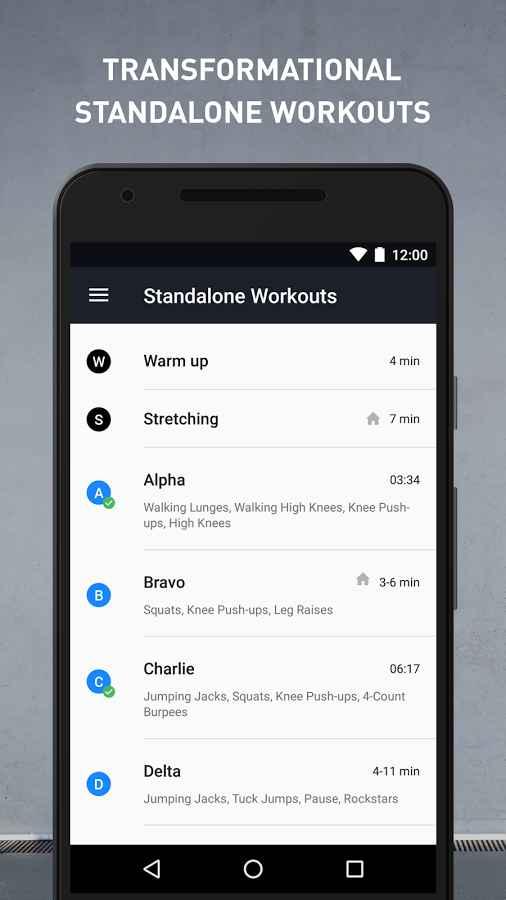 دانلود Runtastic Workouts Premium 2.10 - برنامه تناسب اندام در خانه اندروید !