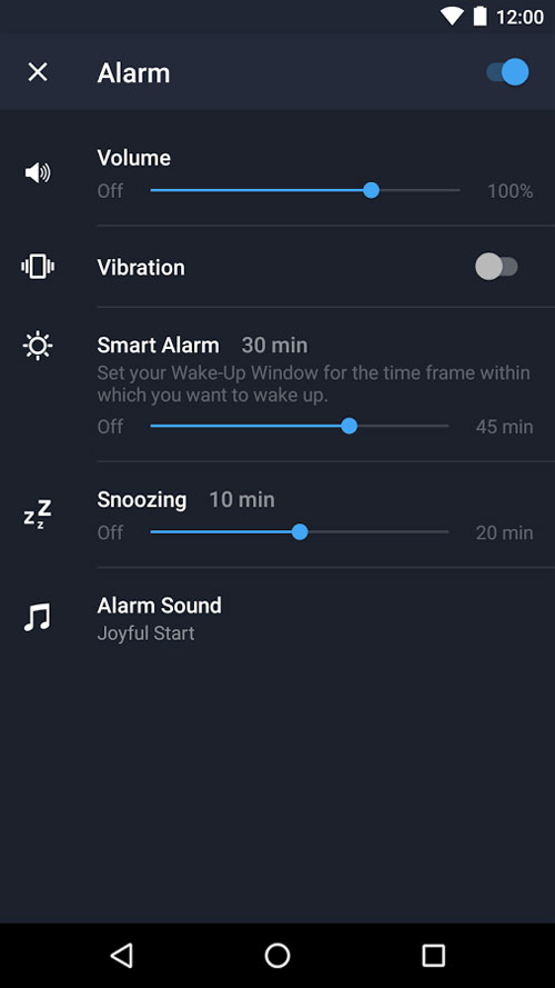 دانلود Runtastic Sleep Better 2.4 - برنامه کنترل و مدیریت خواب اندروید