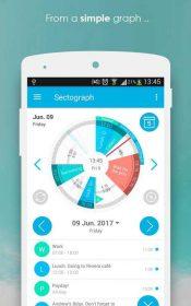S.Graph: Calendar clock widget Pro