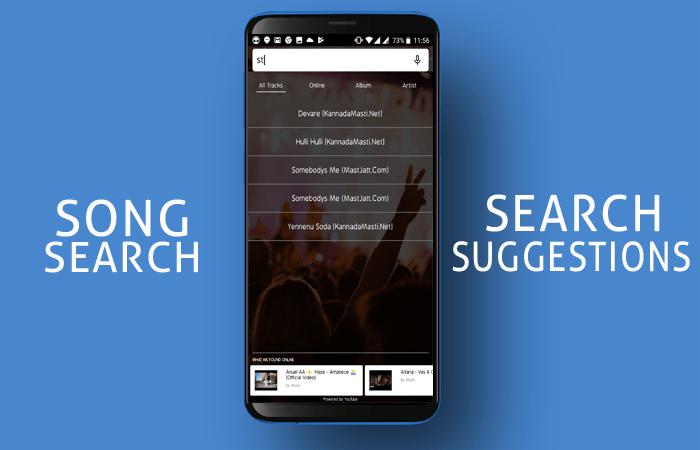 دانلود S8 Edge Music Player Full 14.3.19 - پلیر موسیقی S8 Edge اندروید !
