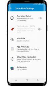 S8 Navigation bar PRO (No Root)