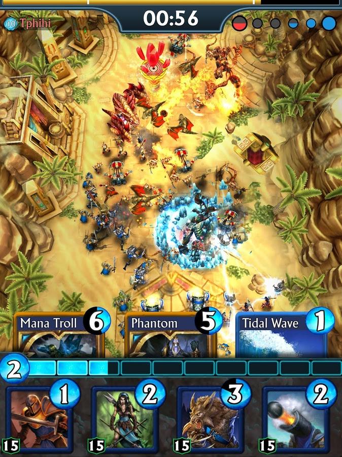 دانلود SIEGE: TITAN WARS 1.13.181 - بازی استراتژی