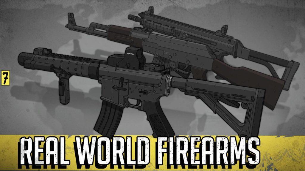 دانلود SIERRA 7 - Tactical Shooter 0.0.28 - بازی اکشن-تاکتیکال مهیج