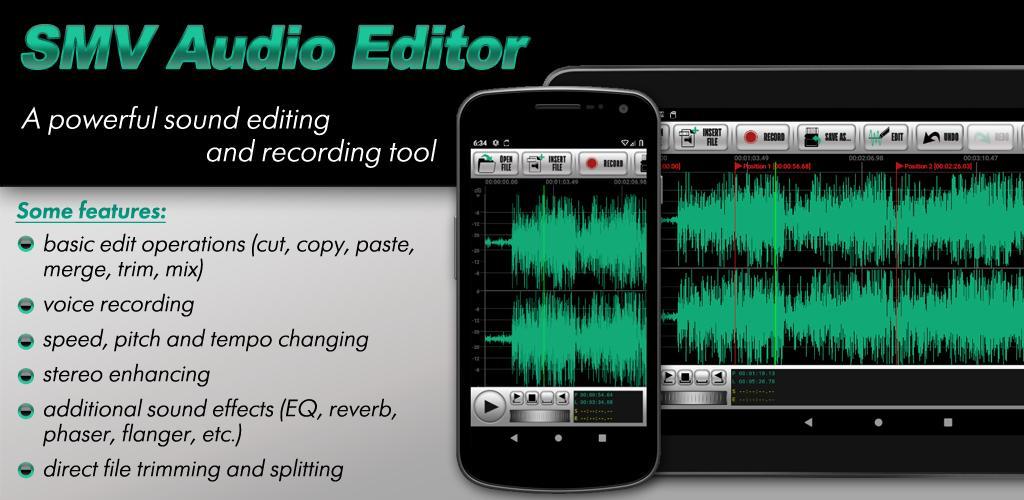 SMV Audio Editor