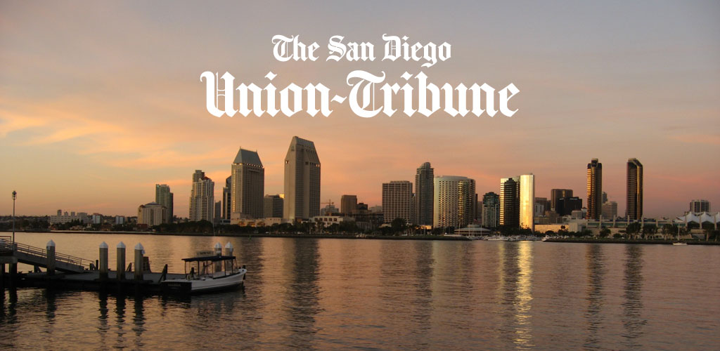 San Diego Union Tribune Full