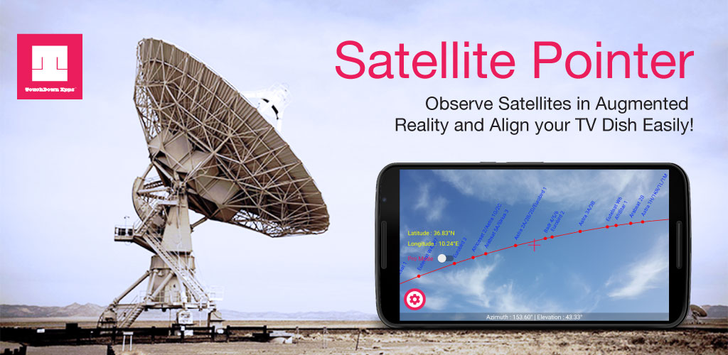 Satellite Pointer