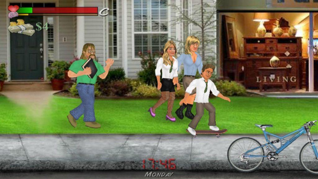 دانلود School Days 1.200 - بازی شبیه ساز فوق العاده روزهای مدرسه اندروید + مود