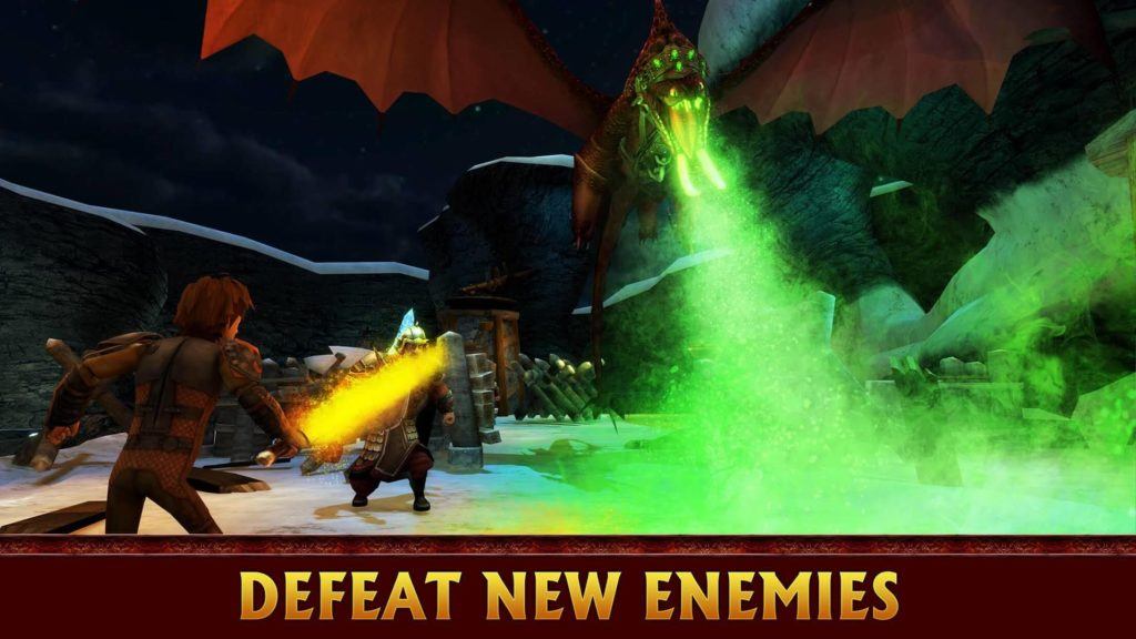دانلود School of Dragons 3.5.0 - بازی نقش آفرینی-ماجرایی پرطرفدار