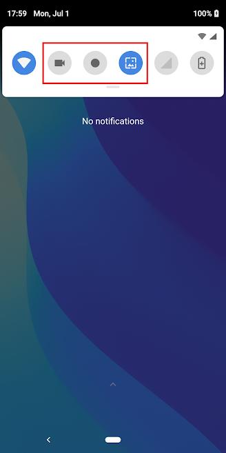دانلود Screen Recorder - Free No Ads 1.2.2.5 - رکوردر صفحه اندروید + آلفا + بتا