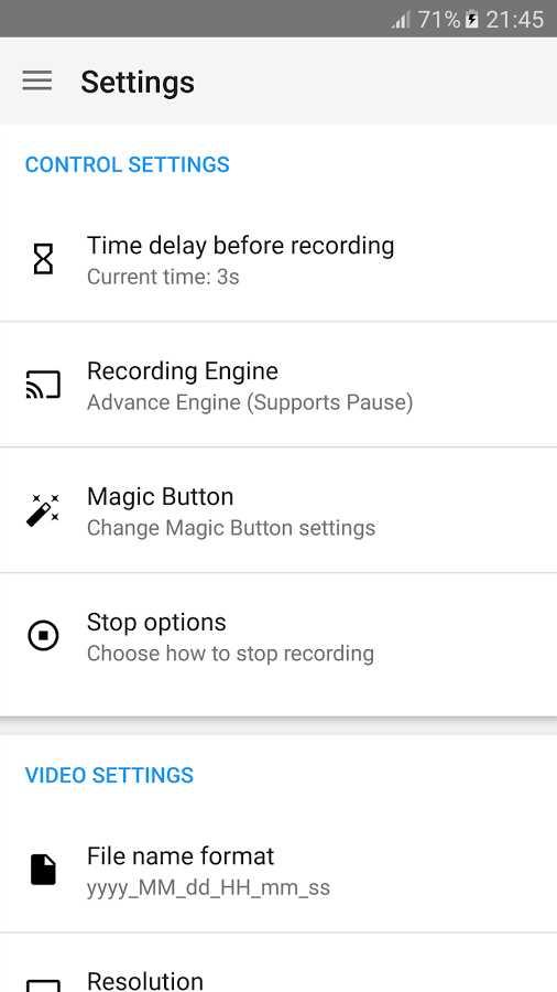 دانلود Screen Recorder - Free No Ads 1.2.1.0 - رکوردر صفحه اندروید !