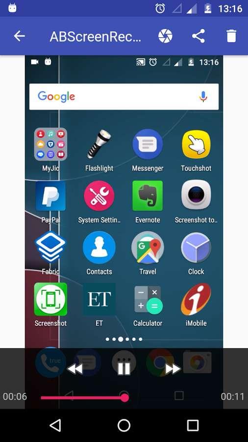 دانلود Screenshot Capture Recorder Premium 3.1.0 - برنامه اسکرین شات و ضبط فیلم صفحه نمایش اندروید !