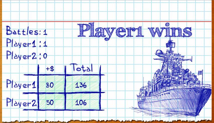 دانلود Sea Battle 2 2.1.2 - بازی پرطرفدار نبرد دریایی اندروید + مود + نسخه اول