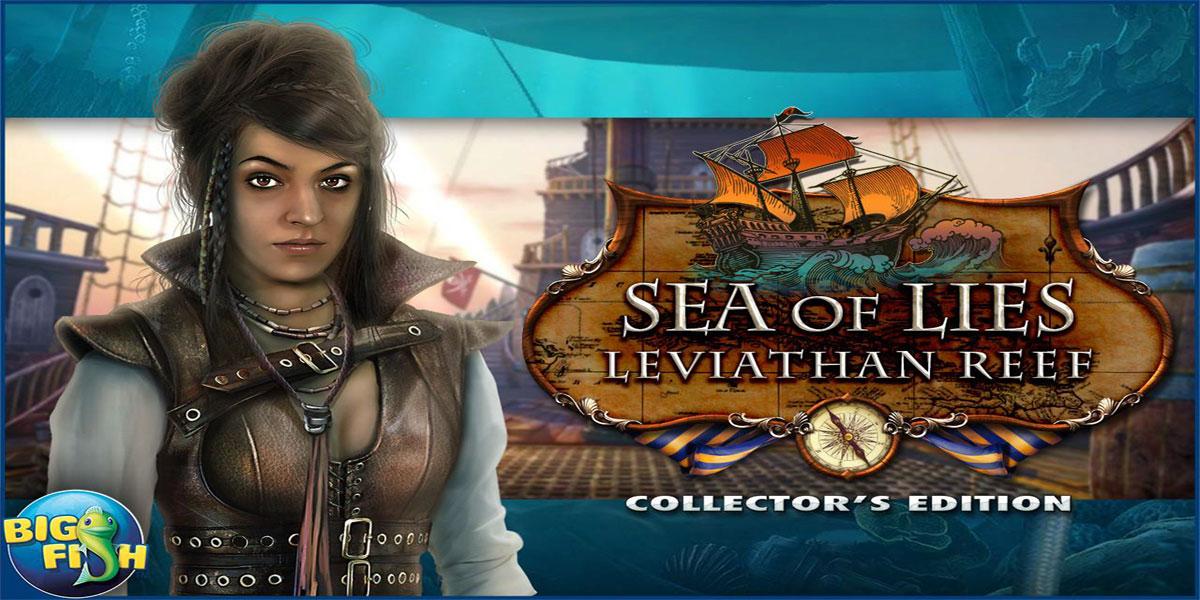 Sea of Lies: Leviathan Reef Full