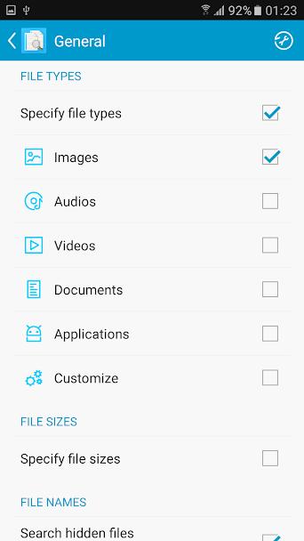دانلود Search Duplicate File Pro 4.109 - برنامه شناسایی و حذف فایل های تکراری اندروید