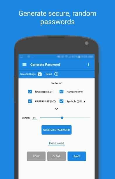 دانلود SecurePass - Password Manager 2.7 - برنامه مدیریت و محافظت حرفه ای از پسوورد ها مخصوص اندروید !