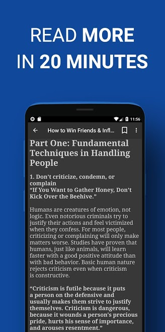 دانلود Self-Help Book Summaries Full 1.7.0 - مجموعه کتاب خلاصه شده اندروید