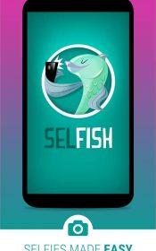 Selfish - Selfie Camera Android