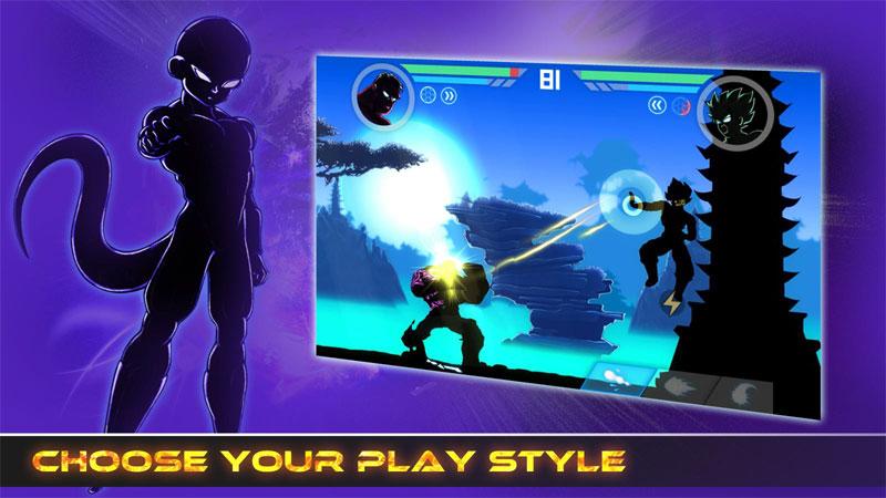 دانلود Shadow Battle 2.2.41 - بازی اکشن مبارز سایه ها اندروید + مود