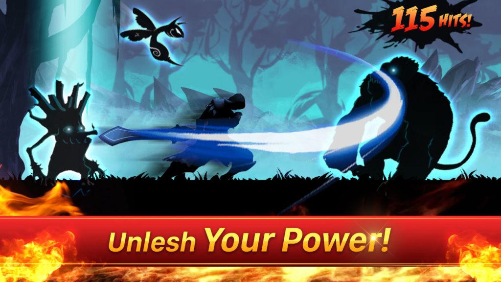 دانلود Shadow Fight Heroes - Dark Souls Stickman Legend 3.4 - بازی اکشن مبارزه قهرمانان اندروید + مود