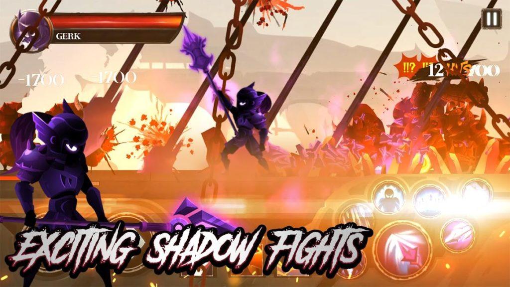 دانلود Shadow Legends : Stickman Revenge 1.2.6 - بازی اکشن فوق العاده