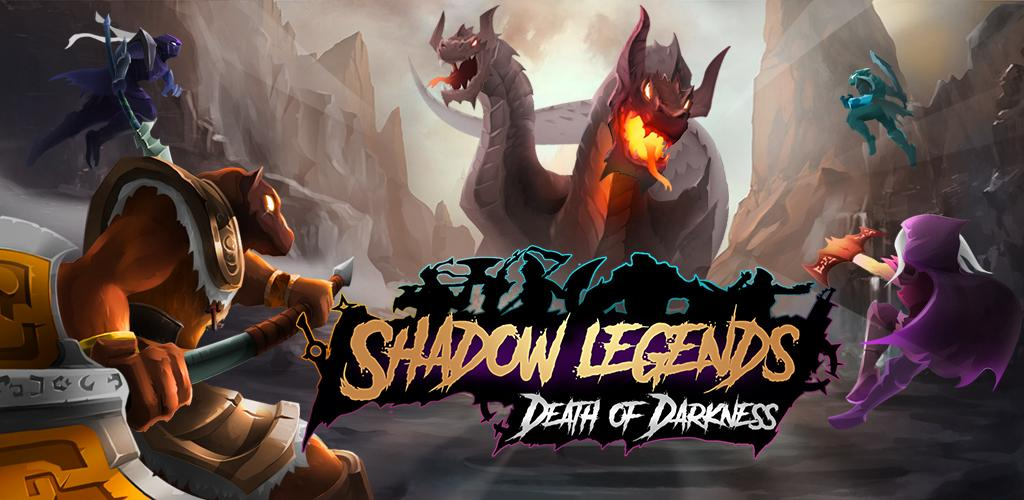 Shadow Legends : Stickman Revenge