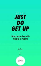 Shake-it Alarm