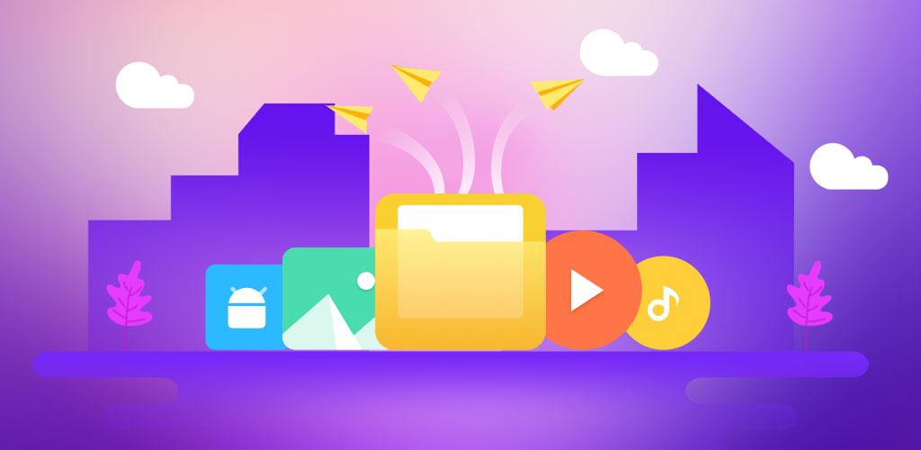 Share Music & File Transfer - Mi Drop