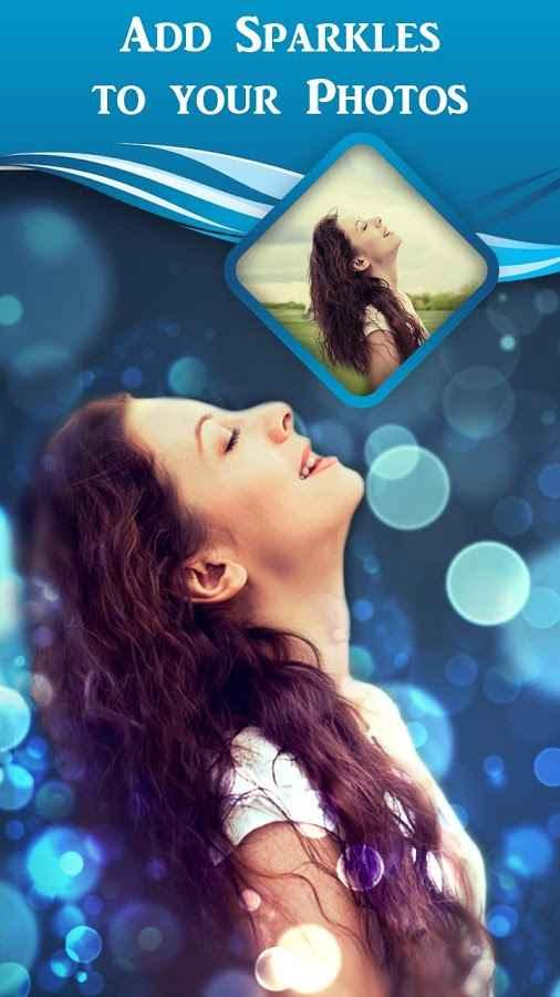 دانلود Shimmer Photoshop Effects Premium 1.2 - برنامه ویرایش عکس خلاقانه اندروید