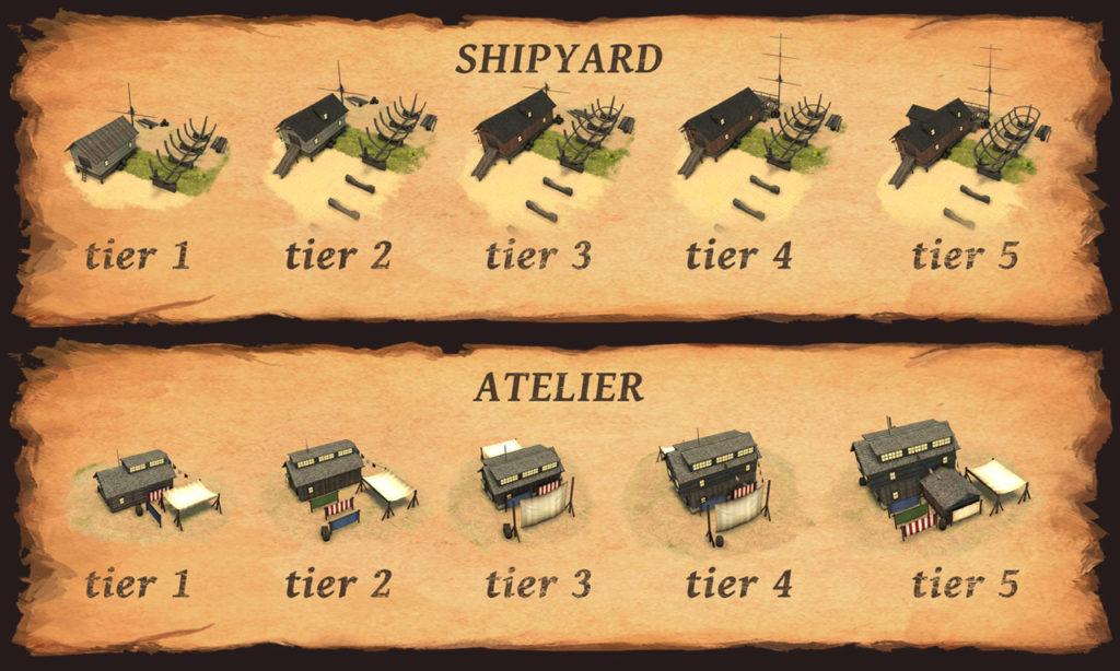 دانلود Ships of Battle Age of Pirates 2.6.6 - بازی