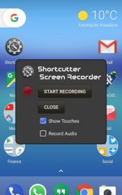 Shortcutter Quick Settings