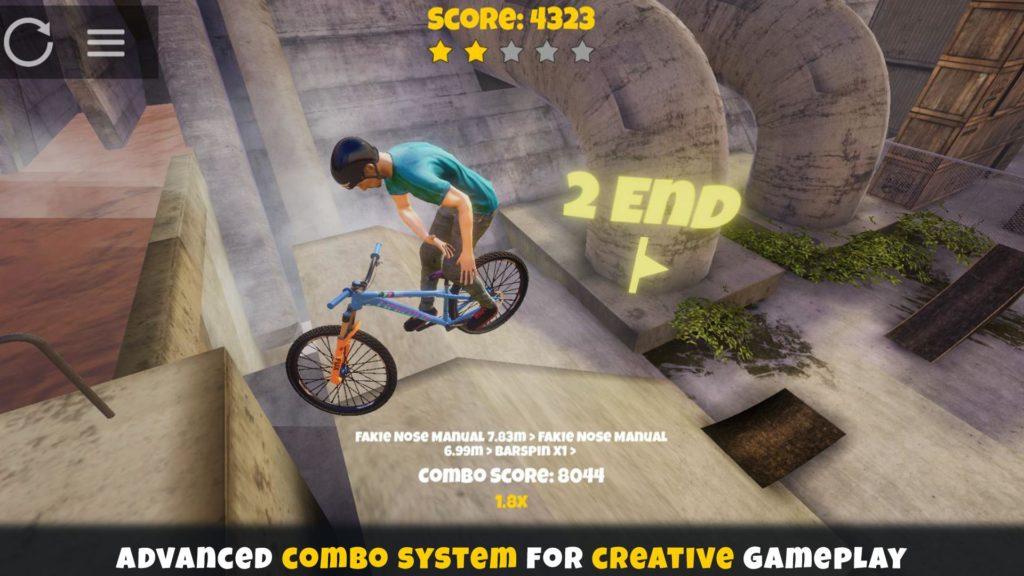 دانلود Shred! 2 - Freeride Mountain Biking 1.04 - بازی خارق العاده دوچرخه سواری کوهستان اندروید + دیتا