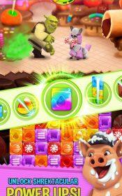 Shrek Sugar Fever Android Games