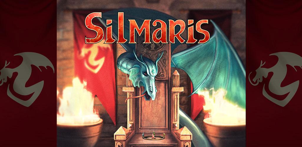 Silmaris - strategic boardgame and text adventures