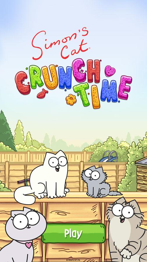 دانلود Simon's Cat - Crunch Time 1.34.0 - بازی پازل