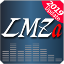 Simple & Lightweight Music Player LMZa