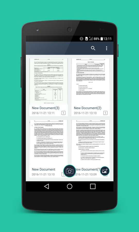 دانلود Simple Scan - PDF Scanner App Full 2.3.8 - برنامه اسکنر اندروید !