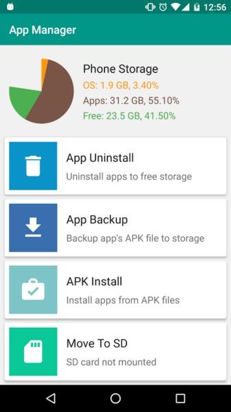 دانلود Simply Clean Pro 1.2.3 - بهینه سازی و افزایش سرعت اندروید