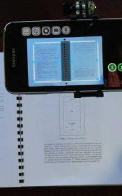 SkanApp hands-free doc scanner