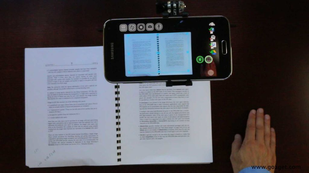دانلود SkanApp hands-free doc scanner 3.94 b188 - اسکنر دستی پر سرعت اندروید