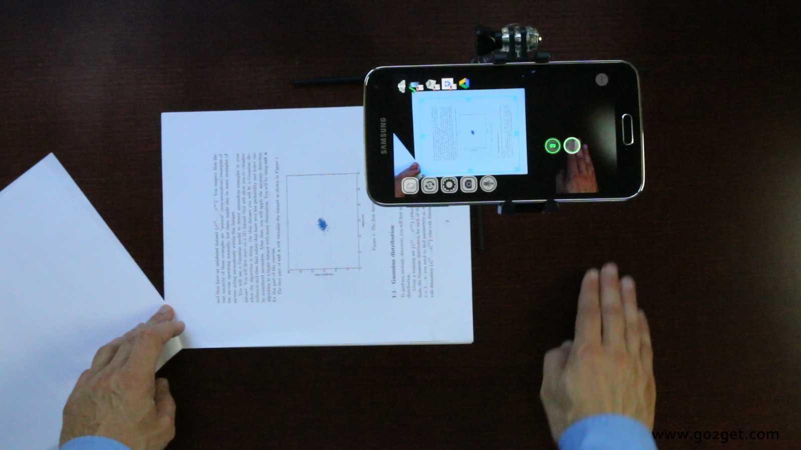 دانلود SkanApp hands-free doc scanner 3.76 - اسکنر دستی پر سرعت اندروید