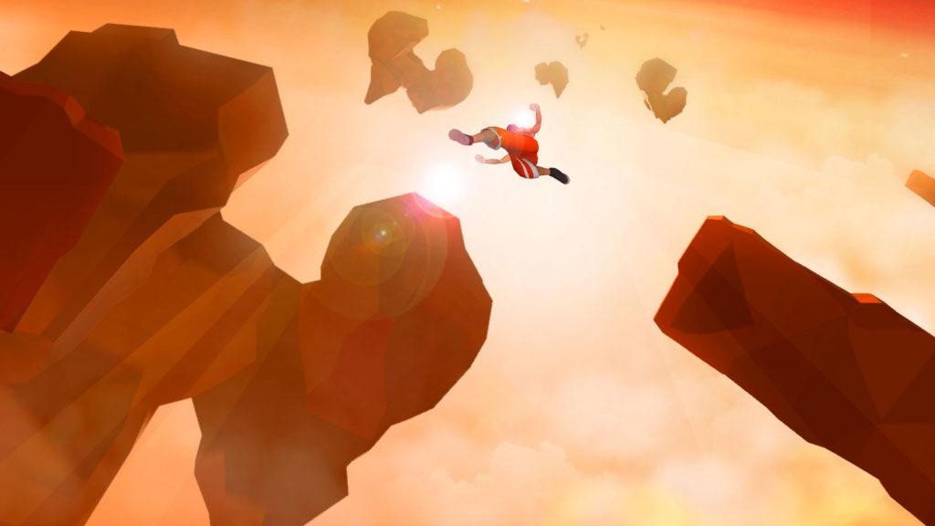 دانلود Sky Dancer Run 4.0.10 - بازی ماجراجویی کم نظیر دونده آسمان ها اندروید + مود + پرمیوم