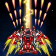 Sky Raptor: Space Shooter - Alien Galaxy Attack