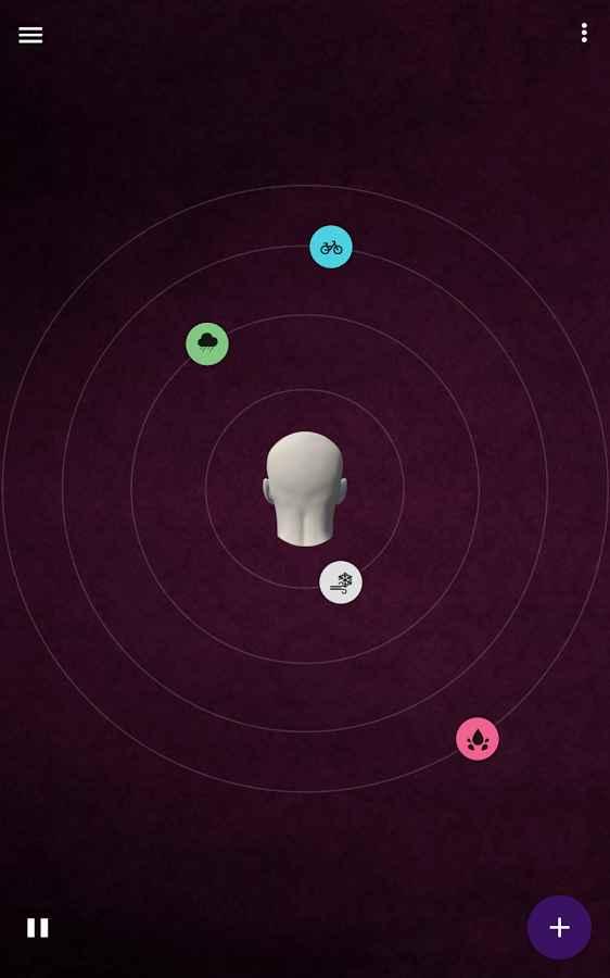 دانلود Sleep Orbit: Relaxing 3D Sound Full 1.7.3 - مجموعه صدا های آرام بخش و ضد استرس اندروید