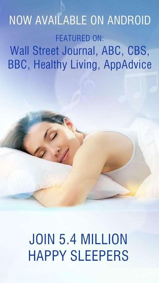 دانلود Sleep Pillow Full 2.430 - برنامه موثر و حرفه ای خواب آرام اندروید !
