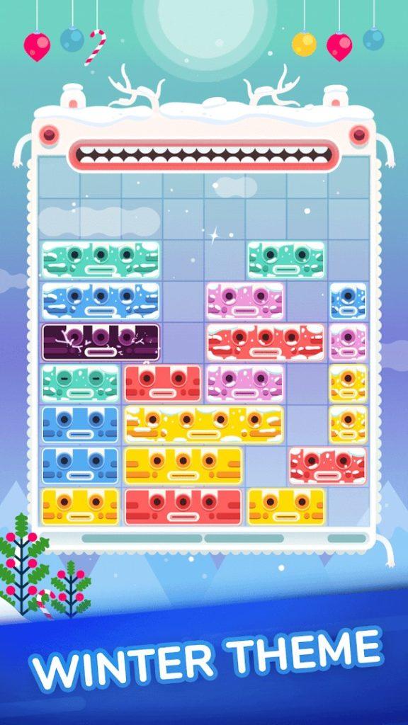 دانلود Slidey®: Block Puzzle 3.01.068 - بازی تفننی و پازلی