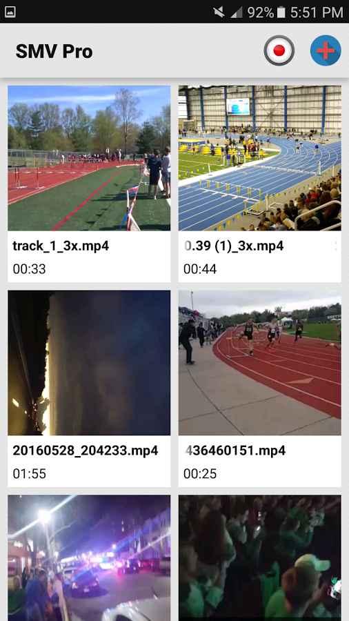 دانلود Slow Motion Video Pro 3.0.8 - برنامه ساده ضبط ویدئو اسلوموشن اندروید